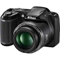 Nikon coolpix L340 for sale with free new bag and men card