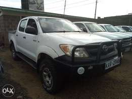Toyota hilux- double cabin 5L engine -KAV