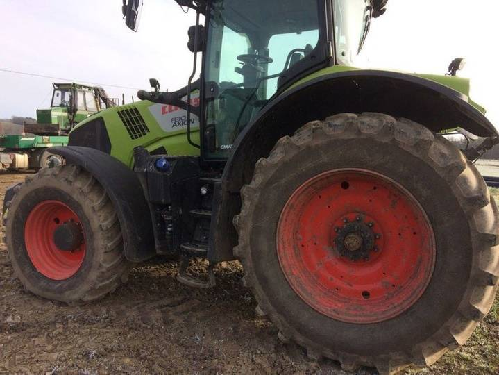 Claas axion 830 cmatic - 2015 - image 9