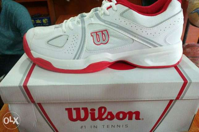 Imported Wilson trainers Asokoro - image 3