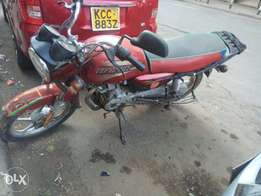 Boxer 150 in good condition