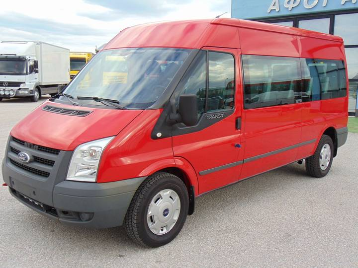Ford TRANSIT 350 4X4 - 2009