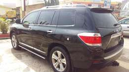 2013 Highlander For Sale.