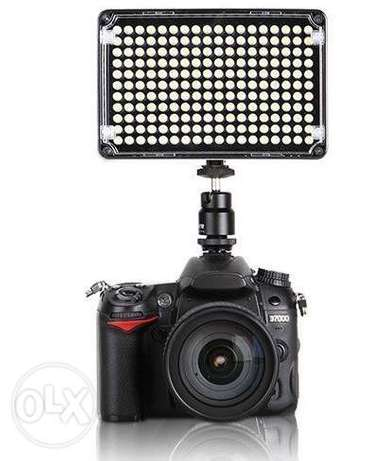 Aputure Amaran H198C On-Camera LED Light زلقا -  2