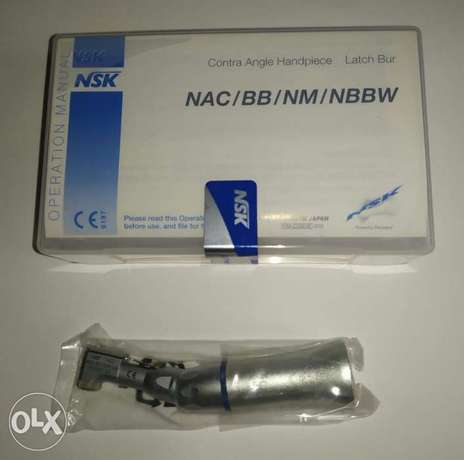 NSK, Low speed contra Angle hand piece