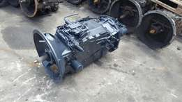 Scania GR900 gearbox complete