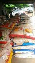 Bags of rice at low rate