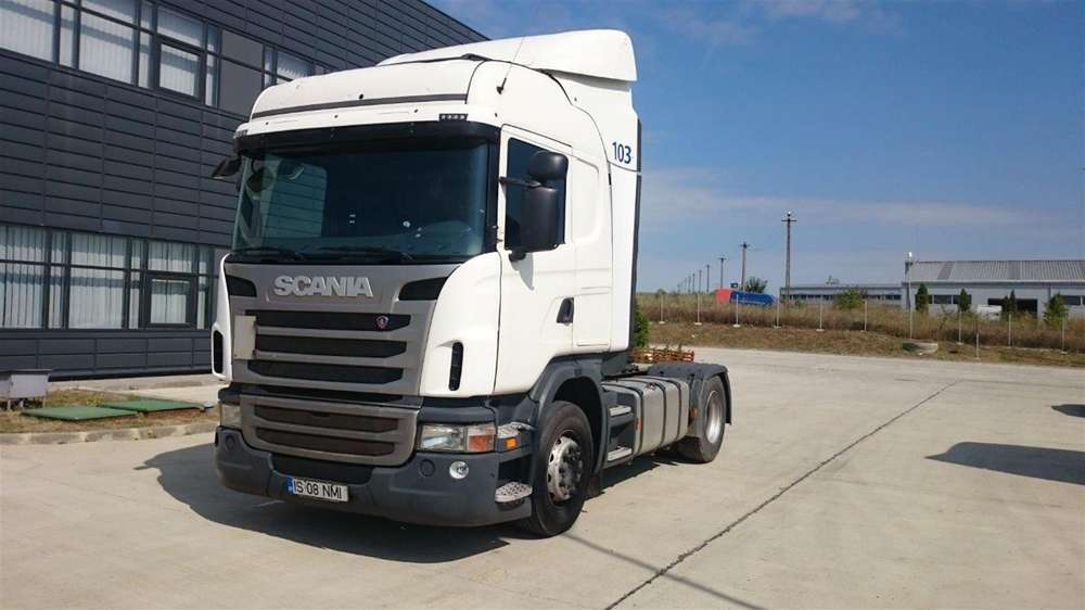 Scania G440 - 2011 for sale | Tradus