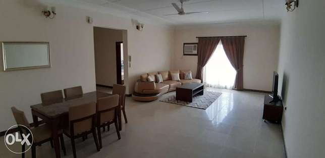 Luxury 3bhk fully furnish apartment for rent in Adliya
