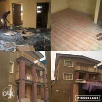 3bedroom at yaba akoka for 500k yearly