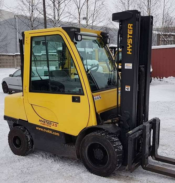 Hyster H3.5ft - 2009