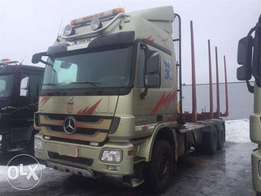 Mercedes-Benz Actros 3360 Soon Expected 6x4 Timber Euro 5 - For Import
