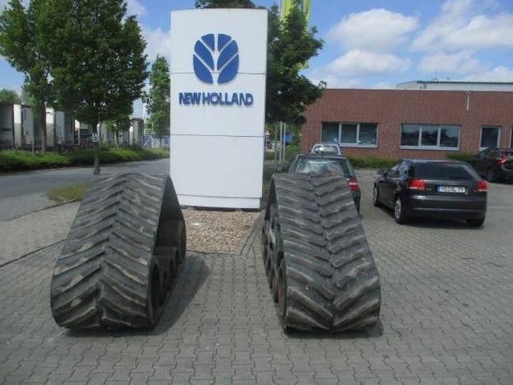 New Holland grecav raupenlaufwerk cx/cr-serie - 2003