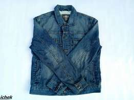 Denim Shirt and Jeans