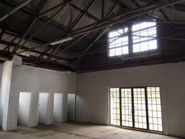 90 sq.m light industrial space TO LET Jeppestown