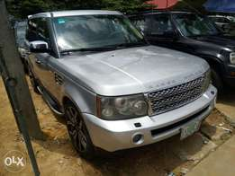 Registered 2007 Range Rover Sport HSE For N2.8M Only
