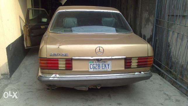 Clean Sound Vintage Mercedes-Benz Concord Lagos Mainland - image 6