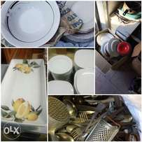 assorted stock cutlery both new and used at incredible prices