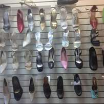 selling my shoes' shop to expand another business.