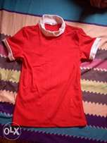 Ladies'body fitted top for size 8/10