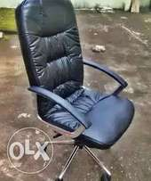 Brand new synthetic leather office chair