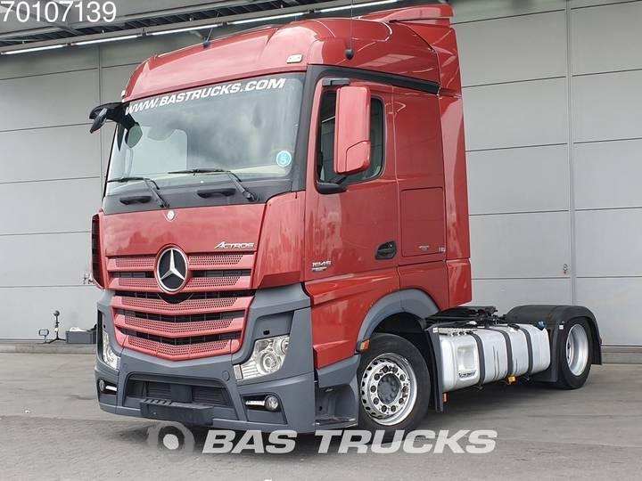 Mercedes-Benz Actros 1845 LL 4X2 Mega EEV - 2011