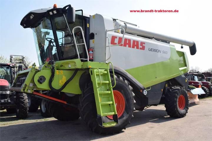 Claas Lexion 560 - 2004