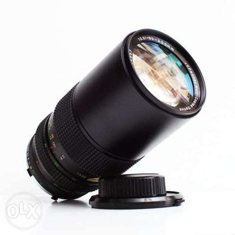 JcPenney 80-200mm f3. 5 md mount