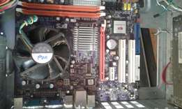 Motherboard for sale.