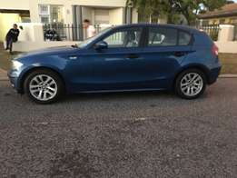 Selling Wifey's Bmw 1 series 137000km fsh.