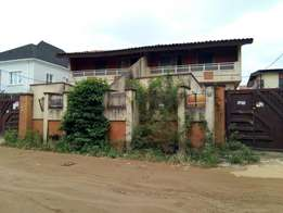 Twin 4 bedrooms duplex for sale at Medina Estate, Gbagada Lagos