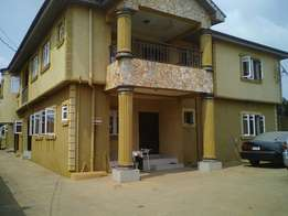Dynamic luxury 3bedroom flat at hill top estate iyana ipaja lagos