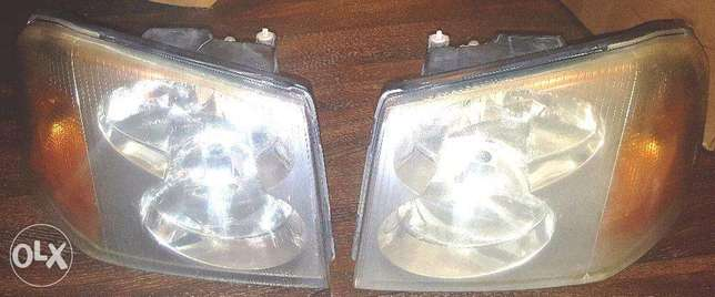 Original GMC Envoy lights - Used Pair