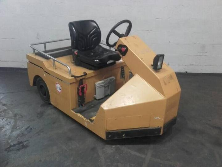 Charlatte te206 tow tractor - 2019