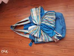 African Bags with bows