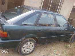 Honda Concerto, fairly used, first body and engine in very good system