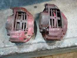 Ford cortina big calipers and pads