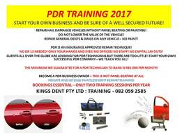 Start your own PDR company - Earn MIN R80 000pm