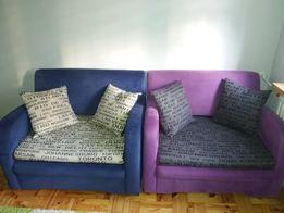 Jednoosobowa Sofa Sofy I Kanapy W Mazowieckie Olxpl