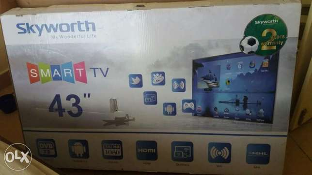43' Inch Skyworth Smart Tv Ngong - image 1