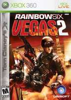 XBox 360 Rainbow Six Vegas 2