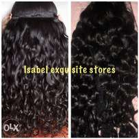 luxury human hair