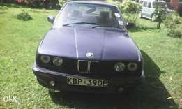 BMW 320 I E30 M20 engine