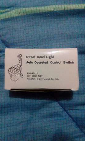 Auto On Off Street Light Switch 220V 10A Nairobi CBD - image 3