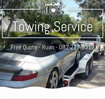 Low Rates Towing Service