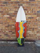 M*A*T Performance Surfboard 010