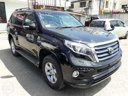 Land Cruiser Prado J150.