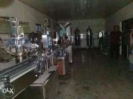 Funtional water treatment and bottling plant in rumuibekwe