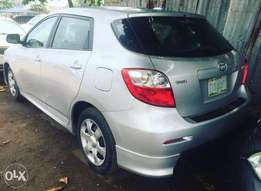 Neatly used 2009 Toyota Matrix