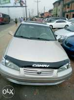 A foreign used Toyota Camry 1999